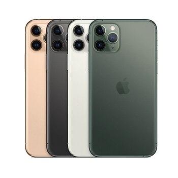 100% Original Apple iPhone 11 Pro Used 99% New Hexa Core Cellphone 5.8'' 4GB RAM 64/256/512GB ROM A13 Bionic Unlocked Smartphone 2