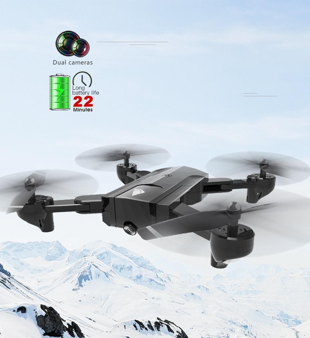 GPS WIFI Mode Hubsan 4