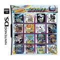 23 в 1 покемона подборка видео игровая карта-картридж игровая консоль мульти тележка для Nintendo DS NDS Lite NDSI NDSLL NDSXL 3DS XL
