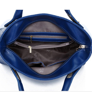 Image 5 - ATTRA YO 4pcs/Set Women Bag Ladies Hand Bags Luxury Handbags Women Bags Designer Bags For Women 2020 Handbag PU Composite Bag