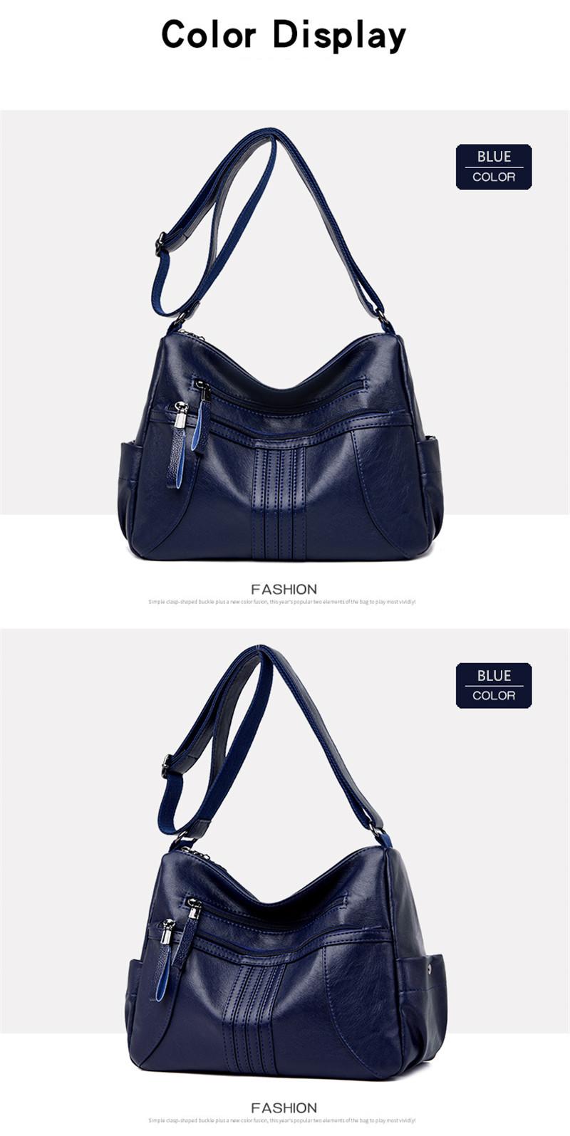 Luxury Soft Bags Messenger 18