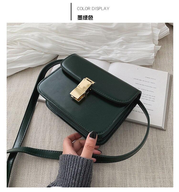 2020 nova bolsa feminina sul-coreano versão ins