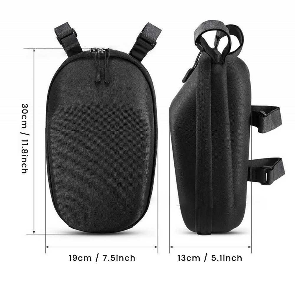 التزلج المحمولة حامل هاتف للماء Xiaomi Mijia M365 سكوتر كهربائي رئيس حقيبة حقيبة شحن الكهربائية لوح التزلج الملحقات