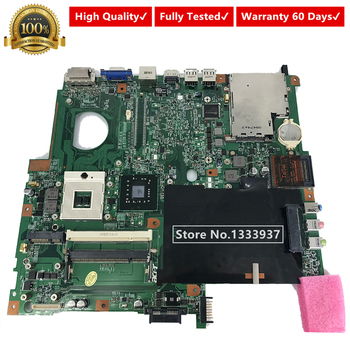 For Acer For extensa 5630 5630g 5230 5320 laptop motherboard 07245-1M 48.4Z401.01M DDR2 554CM01001 mainboard