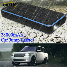 Starting Device Power-Bank GKFLY Waterproof Diesel 28000mah-Car Petrol
