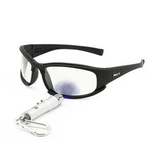 Image 2 - Übergang Photochrome Polarisierte Daisy X7 Military Brille Armee Sonnenbrille 4 Objektiv Kit Krieg Spiel Taktischen männer Gläser Sport