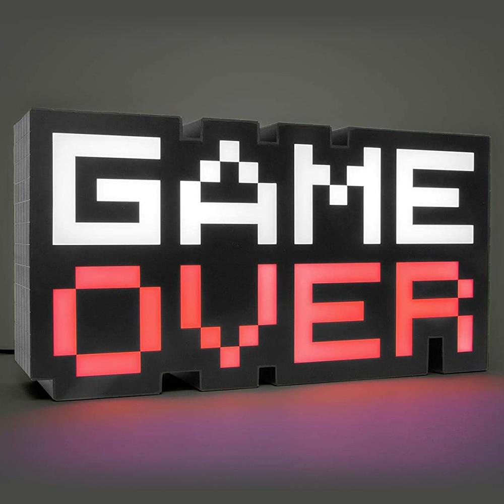 gameover灯5