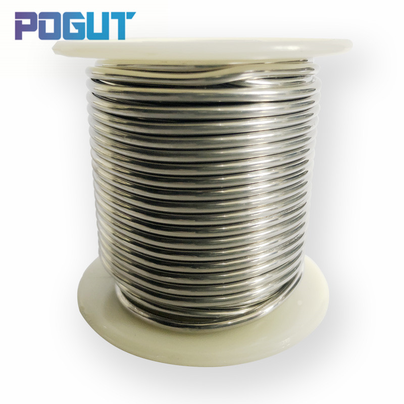 60 40 Tin Lead Premium Solder for Stained Glass  450g   1 Pound Spool 2 3mm Diameter