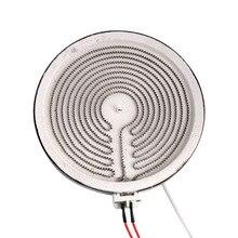 2000W 220V General eléctrico cerámica estufa placa de calefacción accesorios Cocina de Inducción hogar inteligente convección horno núcleo