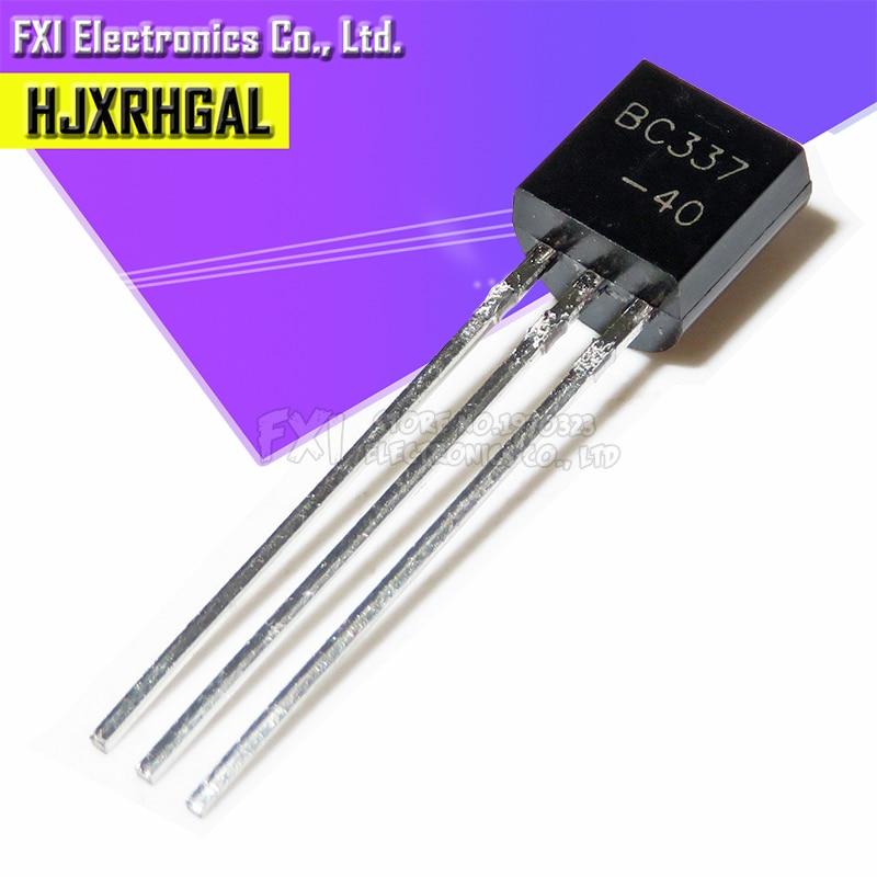 100PCS BC337-40 BC337 TO92 TO-92 NPN General Purpose Transistor D New Original