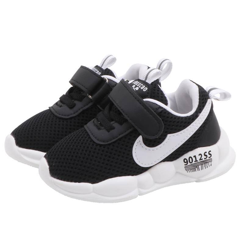 Children Sprots Shoes Spring New Children Shoes Kids Soft Bottom Sport Sneakers Baby Summer Breathable Toddler Shoes