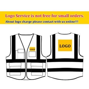 Image 5 - NL 20471 ANSI/ZEE Hoge Zichtbaarheid Rits Veiligheid Vest Met Reflecterende Strips bouw veiligheid reflecterende vest