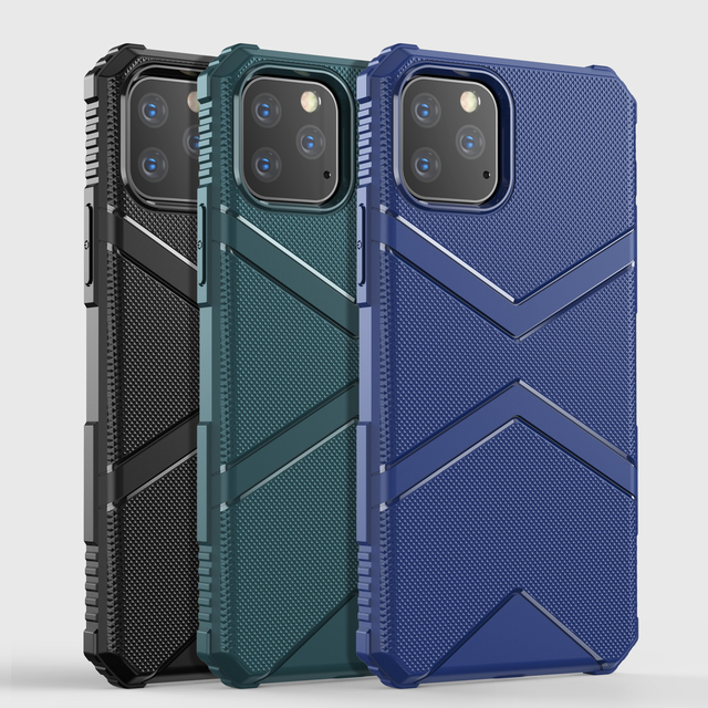 Men's Shockproof Mobile Phone Case for IPhone 11