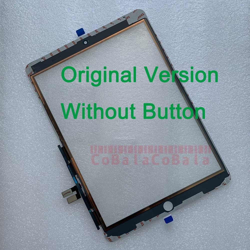 A2198 A2200、8 iPad 2020 A2430 Generation 10.2 10Pcs Digitizer 7th 7 A2197 For 8th A2429 A2270 Sensor 2019 Screen Touch A2428