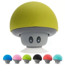 Fviyi Cartoon Mushroom Wireless Bluetooth speakers with sucker waterproof subwoofer mini speaker audio portable blutooth speaker цены