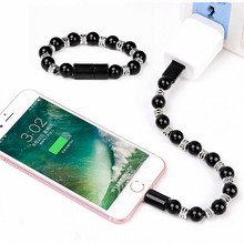 Bracelet Charger-Cord Micro-Cable Cellphone Fast-Charging Usb-Date-Wire Type-C Android