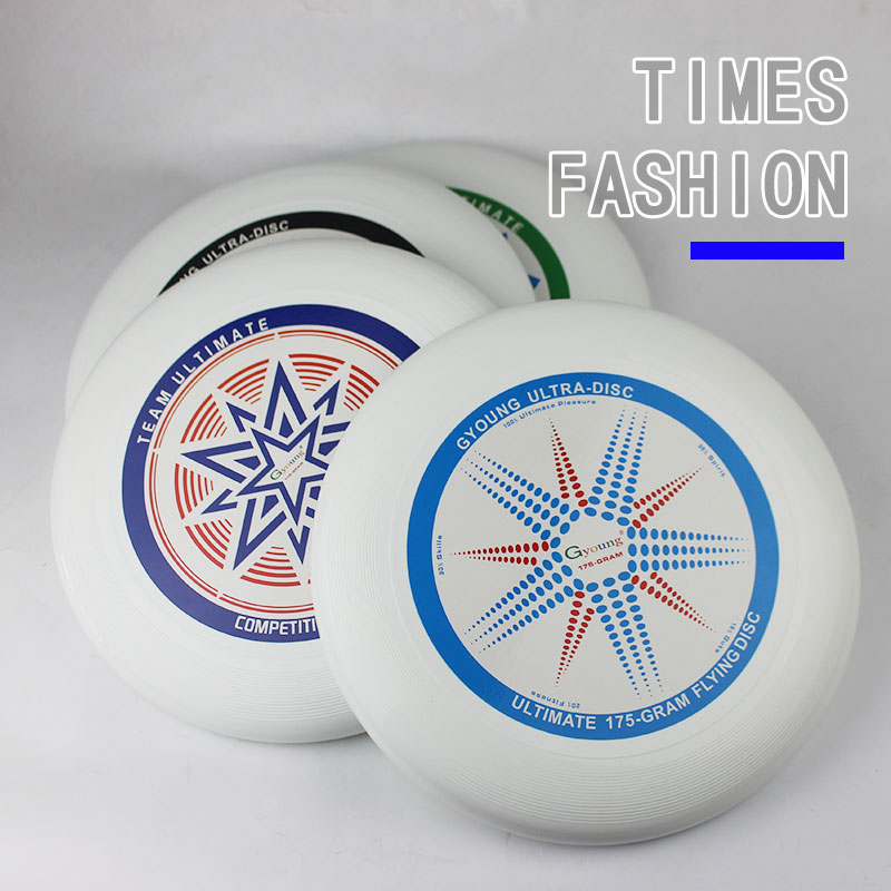 Ultra Star 175g 11inches Ultimate Flying Disc For Competition White Beach Frizbee Flying Sport Disc Flying Saucer