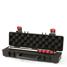 410x95x65mm toolbox Waterproof Safety Equipment Instrument Case ABS Sealed Portable Impact resistant Dry Tool Box with foam cheap toohr Plastic 410x950x65mm