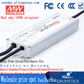Steady MEAN WELL HLG-185H-12B 12V 13A meanwell HLG-185H 12V 156W Single Output LED Driver Power Supply B type