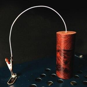 Image 3 - Câble Audio HiFi boucle de terre isolateur de bruit GND trou noir éliminer lélectricité statique purificateur de puissance électronique