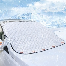 Cover-Guard Sun-Shade Windscreen-Protector Snow-Ice-Frost Multifunction Auto Winter Car