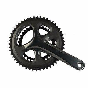 Image 2 - Shimano Tiagra 4700 כביש 165/170/172.5/175mm 50 34T 52 36T אופני אופניים Fullset 2x10 מהירות Groupset שיפטר בלם קלטת שרשרת