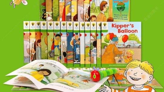 寓教于乐的儿童英语读物:《牛津阅读树》(Oxford Reading Tree)全套323册图片 No.1