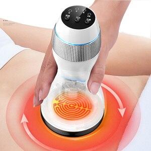 Image 1 - Aufgeladen stein nadel heizung schaben massager Elektrische Warm Moxibustion gerät Detox Chinesische Körperliche gesundheit pflege haushalt