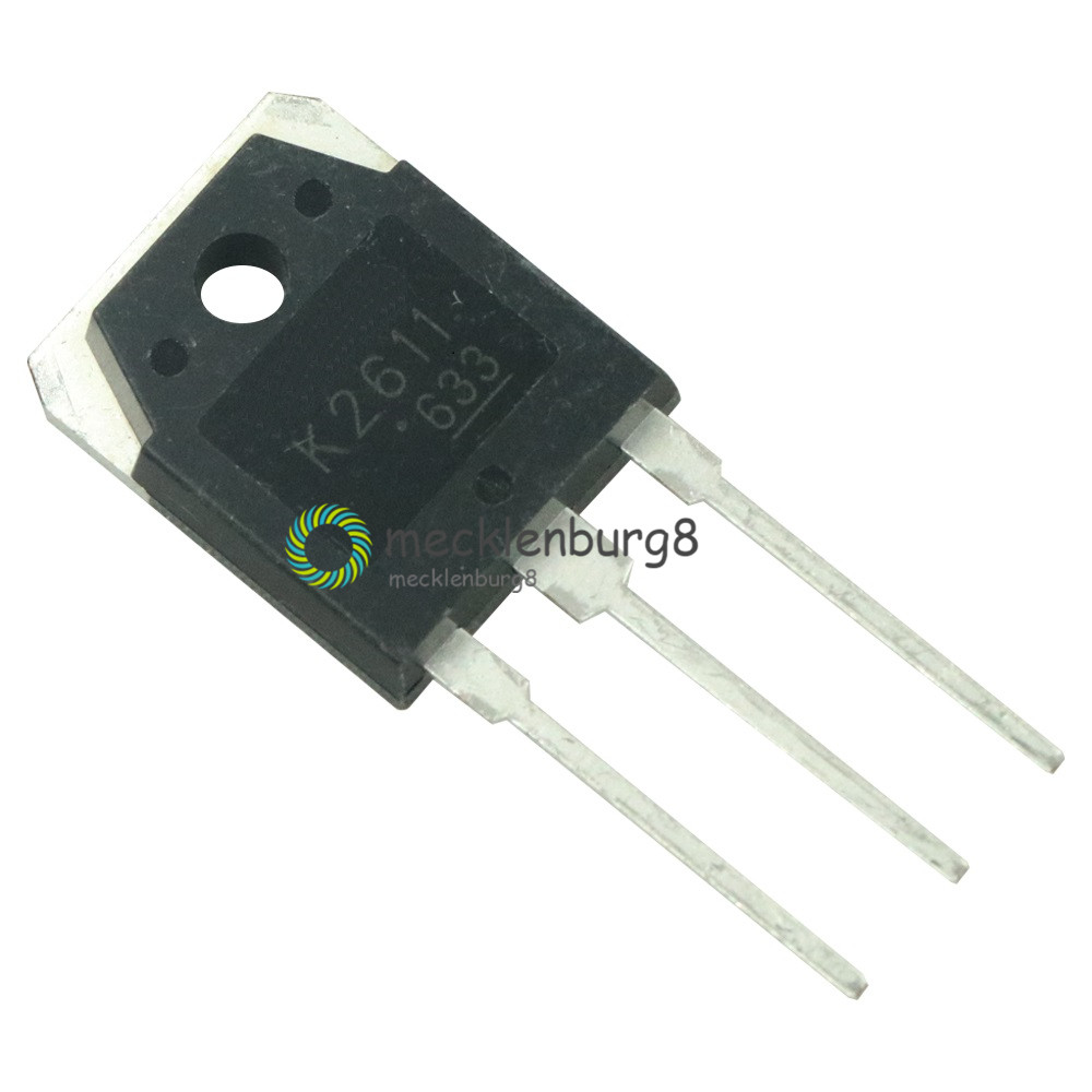 1PCS 2SK2611 TO-247 K2611 TO247 New MOS FET Transistor NEW
