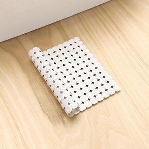 Image 5 - שיאו mi mi בית אמבטיה מחצלת אנטי להחליק מחצלת הזזה יניקה כוס ניקוז עיצוב קל אחסון חיתוך קל