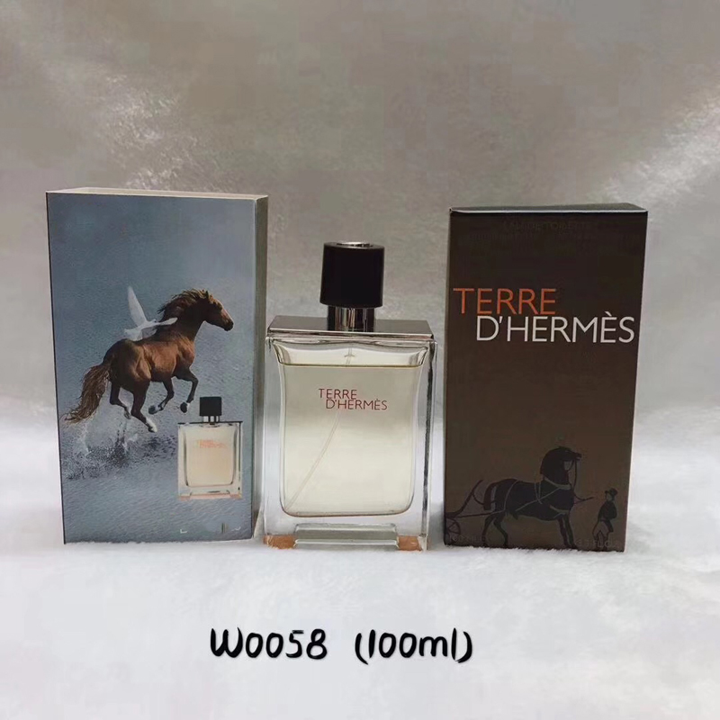 Free Shipping !! Man Perfume Terre D'Hermes Eau De Toilette Natural Spray Woody Spicy Scent Long-lasting Time Fragrance