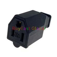 (Lot 20) US Female Power Socket Receptacle Cable Cord Connector AC125V 15A