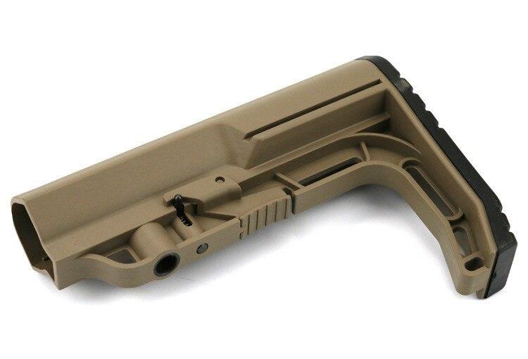 TOtrait  Sports Cs Game Tactical Nylon For MFT Butt Modle Gel Ball AEG Airsoft Air Guns M4 AK J8 J9 Paintball Accessories
