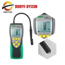 Duoyi車のブレーキ液テスターDY23/DY23B正確なテスト自動車ブレーキ流体水内容チェックユニバーサルオイル品質ドット3/4/5