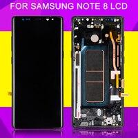 HH Note 8 дисплей для samsung Galaxy N950 ЖК дисплей с сенсорным экраном дигитайзер сборка N950F N950FD N950U N950 дисплей Бесплатная доставка