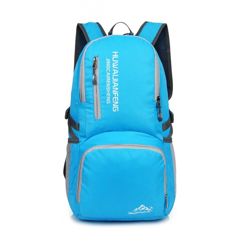 Litthing Multifunction Large Capacity Men Backpack Bag Foldable Waterproof Duffle Bag For Trip Suit Storage Luggage Bags