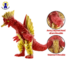 18cm Big Kaiju Anime Action Figures Mech Skeleton Dinosaur Figure PVC Figure Toy Brinquedos For Boy Gift Model Collection Toys union creative prison school meiko shiraki sexy action figure pvc collection model toys anime brinquedos for christmas gift