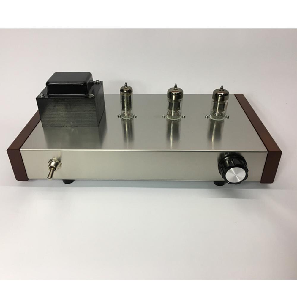 Nouveau HiFi 6N1 + 6Z4 Tube de Valve pré-amplificateur stéréo maison Audio préampli bricolage Kits & fini