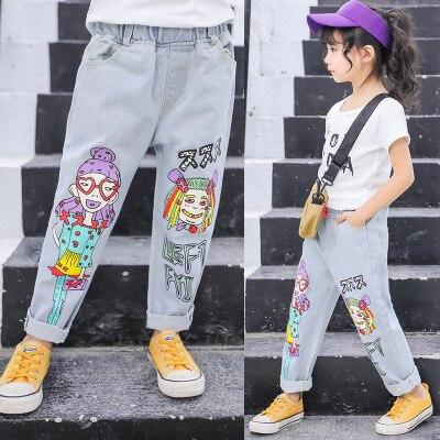 ZSIIBO ' Jeans Cartoon...