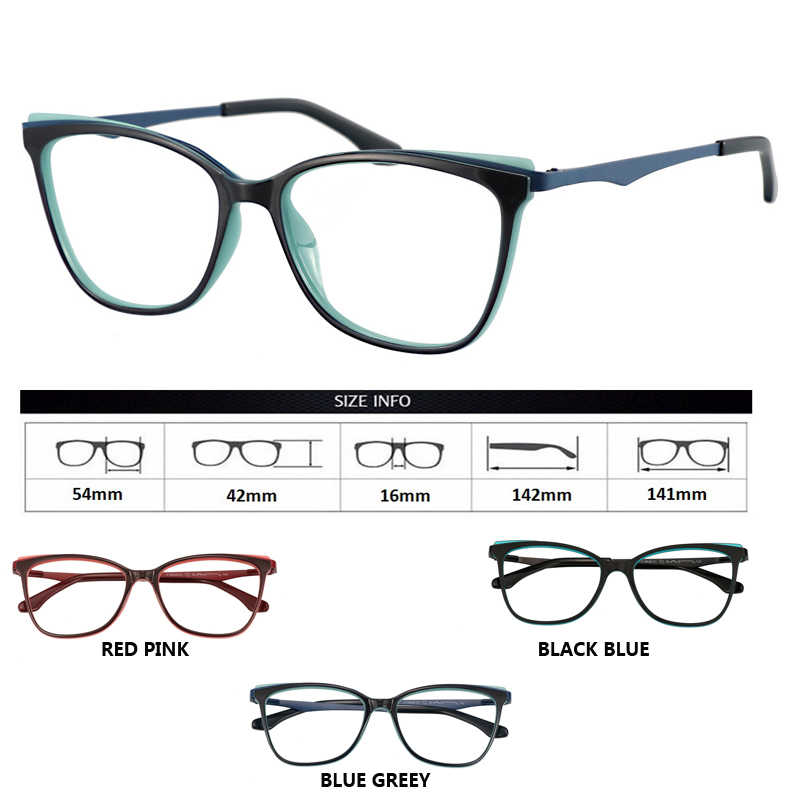 VCKA อัจฉริยะ Photochromic แว่นตา CAT EYE แว่นตา Presbyopia แว่นตากันแดดเปลี่ยนสีพร้อม diopters