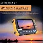 5 Inch Tft Lcd Hd 5Mp Tvi Ahd Cvi Cvbs Analog Security Camera Tester Monitor In One Cctv Tester Vga Hdmi Input Iv8W - 5