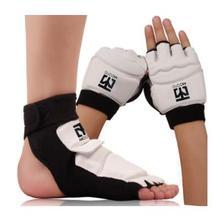 1 комплект, одобрено WTF, MOOTO, тхэквондо, спарринг, каратэ, защита для ног, защита для ног, носки и перчатки для рук, снаряжение, защита для рук, защита для ладоней