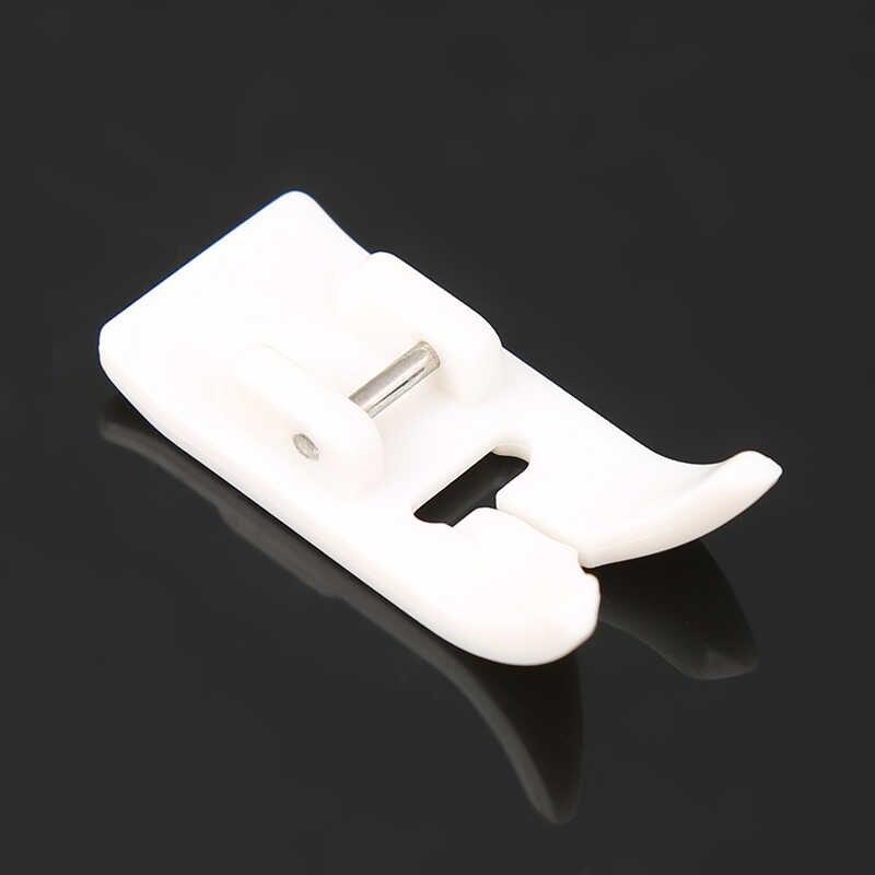 Prensatelas no-stick pie prensatelas de teflón para máquina de coser de cuero creativo de la máquina de coser pies Multi-función de DIY