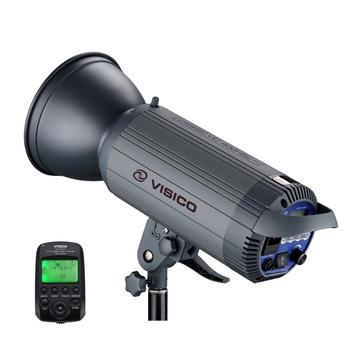 VISICO VC-600HSS High Speed Strobe Flash Studio Lighting Equipment With High Speed Sync Trigger Photographic Equipment 600WS