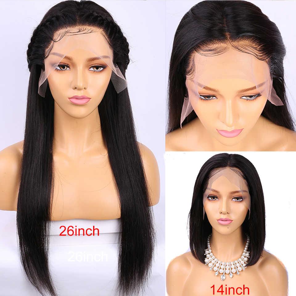 HD dantel peruk 13x6 dantel ön peruk düz insan saçı peruk şeffaf dantel peruk kadınlar için Maxine Remy 13x4 frontal peruk 150 yoğunluk