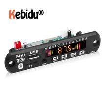 Kebidumei Bluetooth 5 0 MP3 decoder WMA WAV FLAC APE Decoder Board Audio Modul USB TF Radio mit Call Recording Heißer verkäufe cheap CN (Herkunft) AFFE Nein Sprachaufzeichnungsanlage FM Radio