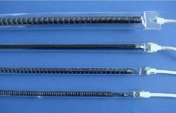 Dobrej jakości fabryka w chinach gorąca sprzedaży szkło kwarcowe grzejnik na podczerwień rury w Części do nagrzewnicy elektrycznej od AGD na