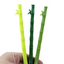 Милые бамбуковые шариковые ручки с устойчивым высоким уровнем