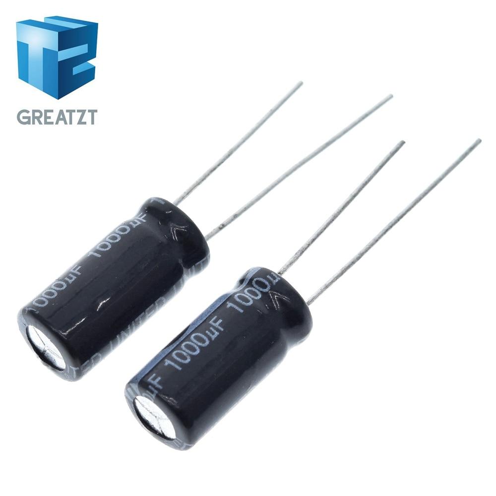 3300 Mfd  uF Microfarad 35 Volt Electrolytic Capacitor Pack Of 4