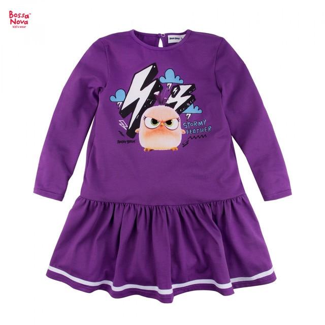 Платье 'Angry Birds' BOSSA NOVA 128АБ-161